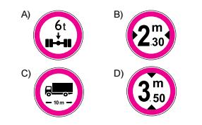 trafik18 - 20 Aralık 2019 Ehliyet Sınav Soruları