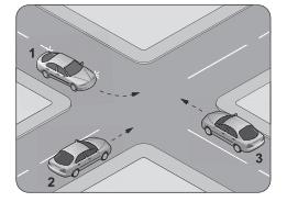 trafik27 - 21 Nisan 2018 Ehliyet Sınavı Trafik ve Çevre Soruları