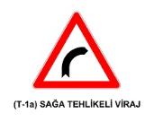 t1 - Trafik İşaretleri - Tehlike Uyarı İşaretleri