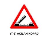 t10 - Trafik İşaretleri - Tehlike Uyarı İşaretleri