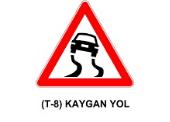 t13 - Trafik İşaretleri - Tehlike Uyarı İşaretleri