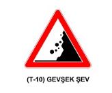 t16 - Trafik İşaretleri - Tehlike Uyarı İşaretleri