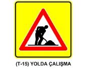 t21 - Trafik İşaretleri - Tehlike Uyarı İşaretleri