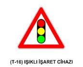 t22 - Trafik İşaretleri - Tehlike Uyarı İşaretleri