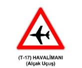 t23 - Trafik İşaretleri - Tehlike Uyarı İşaretleri