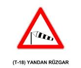 t24 - Trafik İşaretleri - Tehlike Uyarı İşaretleri