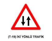 t25 - Trafik İşaretleri - Tehlike Uyarı İşaretleri