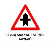 t28 - Trafik İşaretleri - Tehlike Uyarı İşaretleri