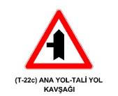 t30 - Trafik İşaretleri - Tehlike Uyarı İşaretleri