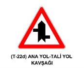 t31 - Trafik İşaretleri - Tehlike Uyarı İşaretleri