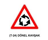 t35 - Trafik İşaretleri - Tehlike Uyarı İşaretleri