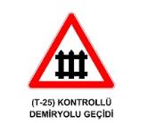 t36 - Trafik İşaretleri - Tehlike Uyarı İşaretleri