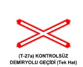 t37 - Trafik İşaretleri - Tehlike Uyarı İşaretleri