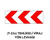 t44 - Trafik İşaretleri - Tehlike Uyarı İşaretleri