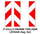 t45 - Trafik İşaretleri - Tehlike Uyarı İşaretleri
