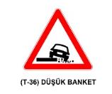 t48 - Trafik İşaretleri - Tehlike Uyarı İşaretleri