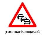 t50 - Trafik İşaretleri - Tehlike Uyarı İşaretleri