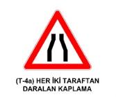 t7 - Trafik İşaretleri - Tehlike Uyarı İşaretleri