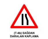t8 - Trafik İşaretleri - Tehlike Uyarı İşaretleri
